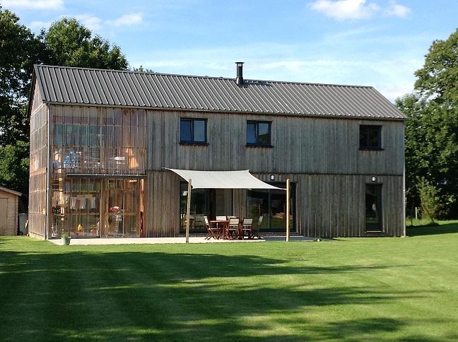 Exemple maison BBC avec prix