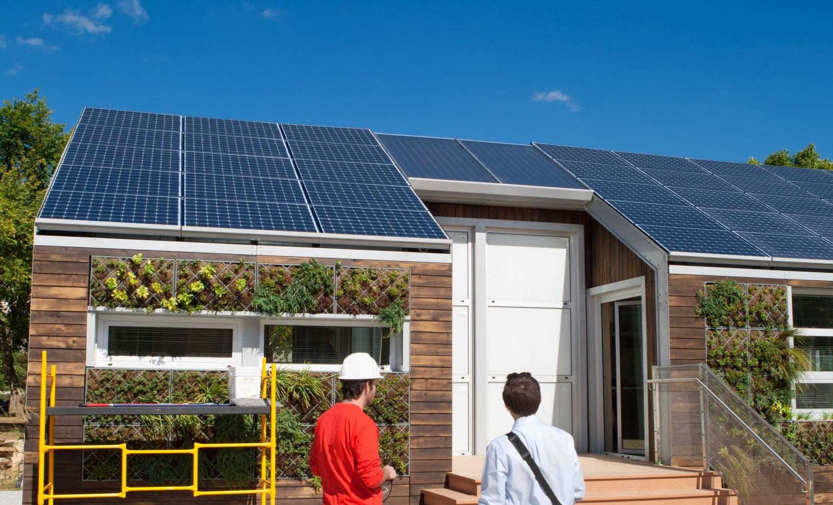 Maison passive maison bioclimatique aide et conseil for Aide construction maison bbc