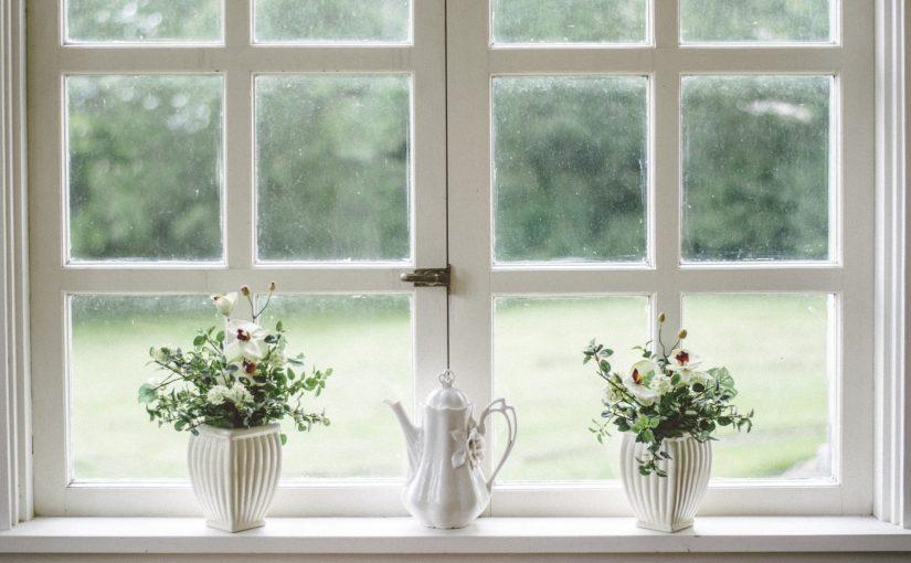 isoler fenêtre en bois ancienne